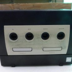 Videojuegos y Consolas: CONSOLA NINTENDO GAMECUBE NEGRA. Lote 124784503