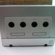 Videojuegos y Consolas: CONSOLA NINTENDO GAMECUBE GRIS - 2. Lote 124785923