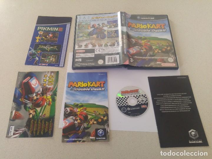 Nintendo Gamecube Mario Kart Double Dash Compl Sold Through Direct Sale 127487791