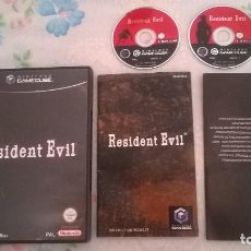 Videojuegos y Consolas: RESIDENT EVIL PARA GAMECUBE!!!. Lote 128642355