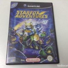 Videojuegos y Consolas: STARFOX ADVENTURES. Lote 131530694