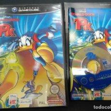 Videojuegos y Consolas: DISNEY'S DONALD DUCK PK NINTENDO GAMECUBE. Lote 131551706