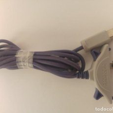 Videojuegos y Consolas: CABLE LINK NINTENDO GAMECUBE GC GBA GAMEBOY ADVANCE. Lote 194154932