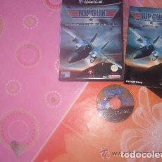 Videojuegos y Consolas: JUEGO NINTENDO GAMECUBE TOP GUN. Lote 132530430