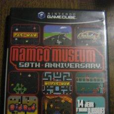 Videojuegos y Consolas: NAMCO MUSEUM 50 ANNIVERSAY - NINTENDO GAMECUBE - PAL FRANCIA. Lote 133744558