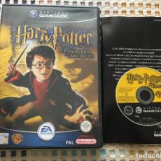 Videojuegos y Consolas: HARRY POTTER AND THE CHAMBER OF SECRETS GC NGC NINTENDO GAME CUBE GAMECUBE KREATEN. Lote 134124702