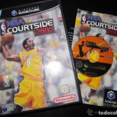 Videojuegos y Consolas: JUEGO NINTENDO GAMECUBE NBA COURTSIDE 2002. Lote 134983826
