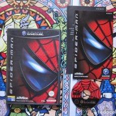 Videojuegos y Consolas: JUEGO NINTENDO GAMECUBE SPIDER-MAN. Lote 135376994