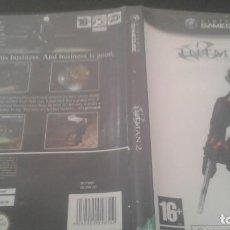 Videojuegos y Consolas: HITMAN 2 GC GAME CUBE PAL. Lote 135568918