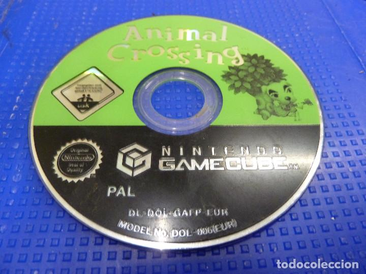 Videojuegos y Consolas: JUEGO NINTENDO GAMECUBE ANIMAL CROSSING - Foto 2 - 139053222