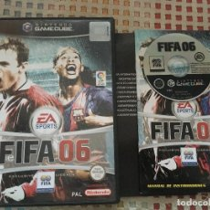 Videojuegos y Consolas: FIFA 06 NINTENDO GAMECUBE GAME CUBE NGC GC KREATEN . Lote 139995714