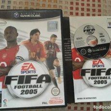 Videojuegos y Consolas: FIFA 05 2005 NINTENDO GAMECUBE GAME CUBE NGC GC KREATEN . Lote 139995974