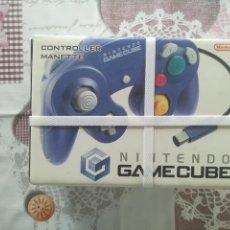 Videojuegos y Consolas: MANDO DE GAME CUBE NUEVO A ESTRENAR. Lote 140730058