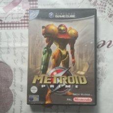 Videojuegos y Consolas: METROID PRIME GAMECUBE. Lote 154239598
