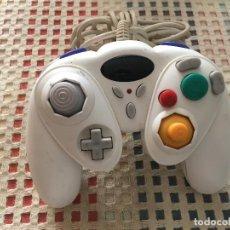 Videojuegos y Consolas: MANDO BLANCO COMPATIBLE NINTENDO GAMECUBE NGC GC GAME CUBE KREATEN. Lote 141509426