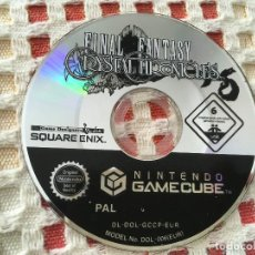 Videojuegos y Consolas: FINAL FANTASY CRYSTAL CHRONICLES NINTENDO GAMECUBE GAME CUBE NGC GC KREATEN. Lote 141888262