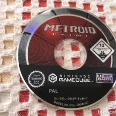 Videojuegos y Consolas: METROID PRIME 1 NINTENDO GAMECUBE GAME CUBE NGC GC KREATEN. Lote 141888578