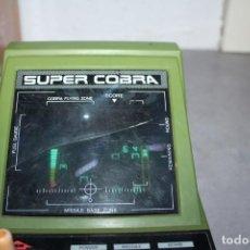 Videogiochi e Consoli: GAKKEN SUPER COBRA TIPO GAME & WATCH FUNCIONANDO. Lote 142737578