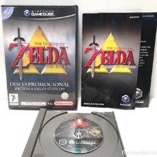 Videojuegos y Consolas: THE LEGEND OF ZELDA COLLECTOR'S EDITION NINTENDO GAMECUBE. Lote 143297938