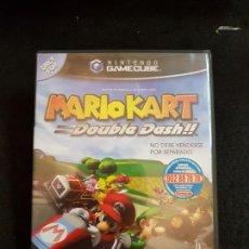 Videojuegos y Consolas: NINTENDO GAMECUBE MARIO KART DOUBLE DASH. Lote 143328916