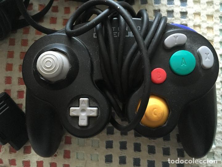 Videojuegos y Consolas: CONSOLA NEGRA NINTENDO GAMECUBE GAME CUBE NGC GC KREATEN - Foto 8 - 144136078