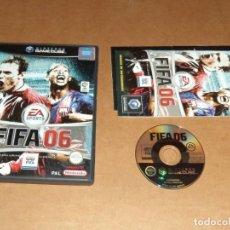 Videojuegos y Consolas: FIFA 06 PARA NINTENDO GAMECUBE / GAME CUBE, PAL. Lote 145428686