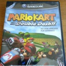 Videojuegos y Consolas: GAMECUBE WII MARIO KART DOUBLE DASH PAL ESPAÑA. Lote 146615614
