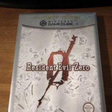 Videojuegos y Consolas: GAMECUBE RESIDENT EVIL ZERO 0 PAL UK NUEVO PRECINTADO WII. Lote 146676062