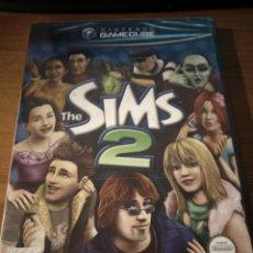 Videojuegos y Consolas: GAMECUBE THE SIMS 2 PAL UK NUEVO PRECINTADO WII. Lote 146679442