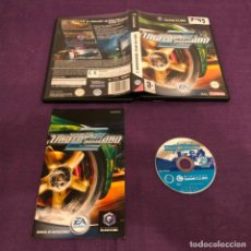 Videojuegos y Consolas: NEED FOR SPEED UNDERGROUND 2 NINTENDO GAME CUBE. Lote 146908730