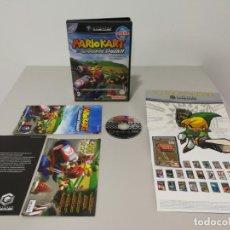 Videojuegos y Consolas: MARIO KART NINTENDO GAME CUBE COMPLETO. Lote 147249602