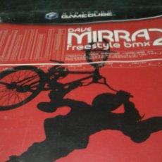Videojuegos y Consolas: DAVE MIRRA FREESTYLE BMX 2. Lote 147494444
