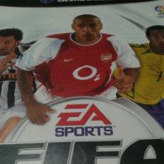 Videojuegos y Consolas: FIFA FOOTBALL 2004. Lote 147501110