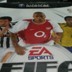Videojuegos y Consolas: FIFA FOOTBALL 2004. Lote 147510694