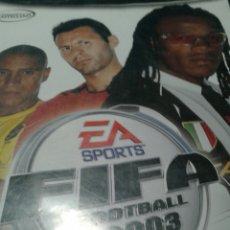 Videojuegos y Consolas: FIFA FOOTBALL 2003. Lote 147518784