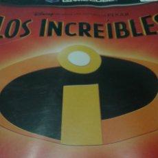 Videojuegos y Consolas: LOS INCREÍBLES. Lote 147519640