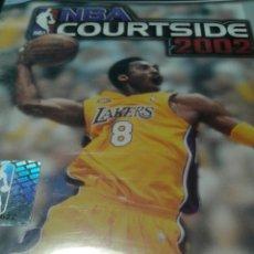 Videojuegos y Consolas: NBA COURTSIDE 2002. Lote 147520393