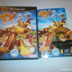 Videojuegos y Consolas: TY EL TIGRE DE TASMANIA 2 NINTENDO GAMECUBE PAL ESPAÑA . Lote 147530662