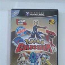 Videojuegos y Consolas: POKEMON COLOSSEUM - NINTENDO GAMECUBE. Lote 148653582