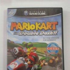 Videojuegos y Consolas: MARIO KART DOUBLE DASH - NINTENDO GAMECUBE. Lote 148656802