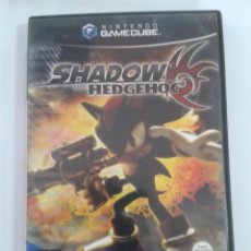 Videojuegos y Consolas: SHADOW THE HEDGEHOG - NINTENDO GAMECUBE. Lote 148668222
