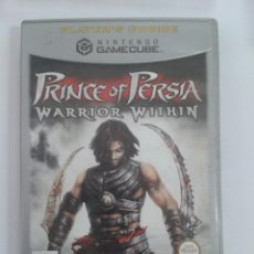 Videojuegos y Consolas: PRINCE OF PERSIA: WARRIOR WITHIN - NINTENDO GAMECUBE. Lote 148672966