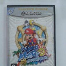 Videojuegos y Consolas: SUPER MARIO SUNSHINE - NINTENDO GAMECUBE. Lote 148674162