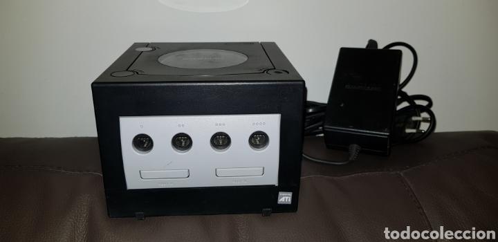 Videojuegos y Consolas: CONSOLA NINTENDO GAMECUBE FUNCIONANDO - Foto 9 - 150100472
