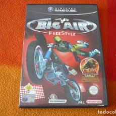 Videojuegos y Consolas: BIG AIR FREESTYLE SIN INSTRUCCIONES GAMECUBE NINTENDO PAL UK . Lote 150114294
