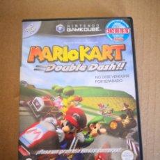 Videojuegos y Consolas: JUEGO NINTENDO GAMECUBE MARIO KART. COMPLETO. EXCELENTE ESTADO. Lote 150572694