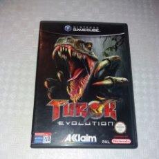 Videojuegos y Consolas: GAMECUBE TUROK. Lote 151309050
