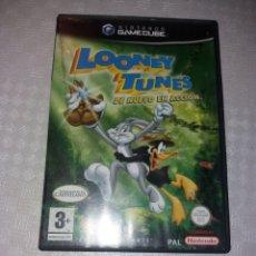 Videojuegos y Consolas: GAMECUBE LOONEY TUNES. Lote 151309360