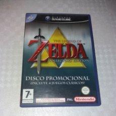 Videojuegos y Consolas: GAMECUBE THE LEGEND OF ZELDA. Lote 151310069
