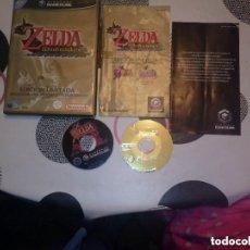 Videojuegos y Consolas: JUEGO NINTENDO GAMECUBE THE LEGEND OF ZELDA WINDWAKER EDICION LIMITADA. Lote 151338922